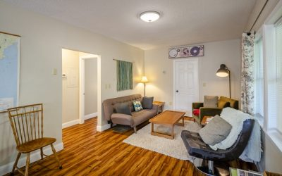 Cute Apartment – Palmer Street